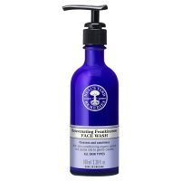 Neal's Yard organic face wash frankincense