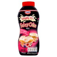 Dr. Oetker shake it! fairy cake mix