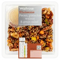 Waitrose World Deli Pecan/PistchoSalad