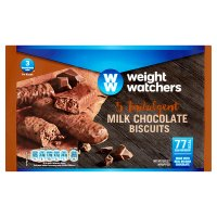 WeightWatchers chocolate biscuits