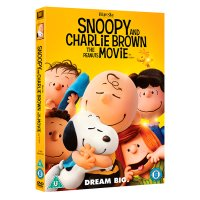 DVD Snoopy & Charlie The Peanut Movie