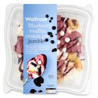 Waitrose Blueberry muffin cream pie jumble