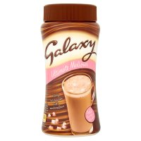Galaxy Marshmallow Hot Chocolate