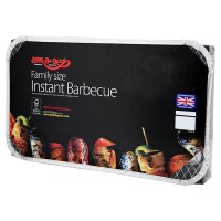 Bar-Be-Quick family instant BBQ