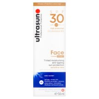 Ultrasun face 30 anti-ageing tinted