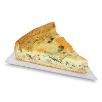 Delisante artisan salmon & watercress quiche