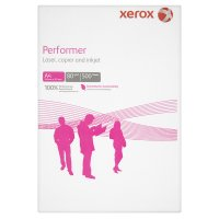 Xerox performer A4 copier paper, pack of 500 sheets