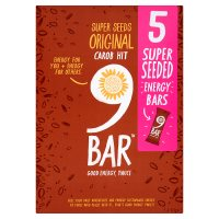 9Bar Super Seeds Original Carob Hit