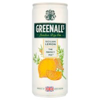Greenall's Gin & Sicilian Lemon