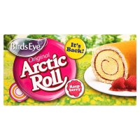 Birds Eye original arctic roll