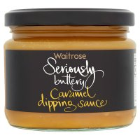 Waitrose Seriously Buttery Caramel Dipping Sauce
