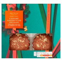 Waitrose Christmas Almond Speculaas