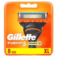 Gillette Fusion Power Razor Blades 8 count