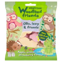 Woodland Friends Ollie Izzy & friends soft gums