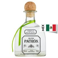 Patron Tequila Silver