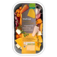 Waitrose Vegetable Roasting Selection