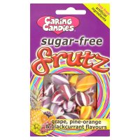 Caring Candies sugar-free frutz