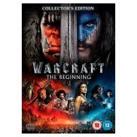 DVD Warcraft The Beginng