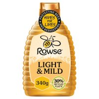Rowse light & mild honey