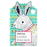 Waitrose Easter Trivia Cards