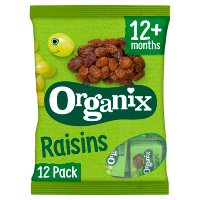 Organix Goodies Raisins Mini Boxes