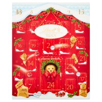 Lindt Bear & Friends Advent House