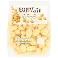 essential Waitrose gnocchi