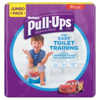 Huggies pull-ups L 16-23g boys
