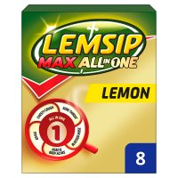 Lemsip All in 1 Lemon