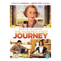 DVD The Hundred Foot Journey