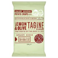 H.Bikers crisps lmn & olive tagine