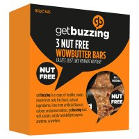 Get Buzzing 3 nut free wowbutter flapjacks
