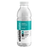 Glaceau Vitaminwater Multi-V plastic bottle
