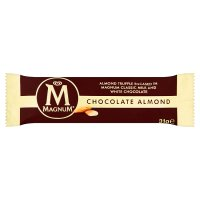 Magnum Chocolate Almond Bar
