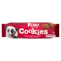 Fox's Cookies Double Chocolate
