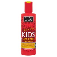 DGJ Kids Lice Repel Shampoo