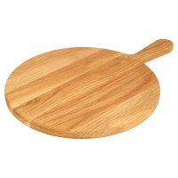 Waitrose Dining FSC oak pizza board