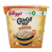 Kellogg's Crunchy Nut Porridge Pot
