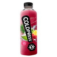 Coldpress Raspberry Lemon Apple Coconut Water