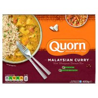 Quorn Malaysian Curry & Rice