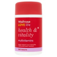 Health & vitality multivitamins