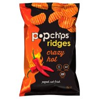 Popchips Ridges Crazy Hot