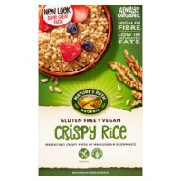 Natures Path crispy rice