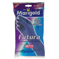 Marigold futura super strong gloves medium