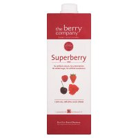 The Berry Co superberry 100% juice drink
