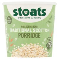 Stoats classic Scottish porridge quick pot