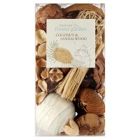 Waitrose Pot Pourri Coconut & Sandalwood