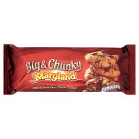 Maryland Big & Chunky milk & dark chocolate cookies