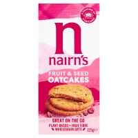 Nairn's On the Go... Fruit & Seed Oatcake