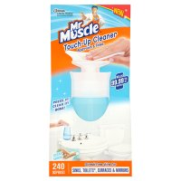 Mr Muscle touch-up cleaner bathroom